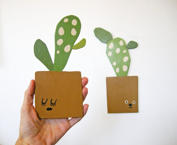 2 Cute Plants