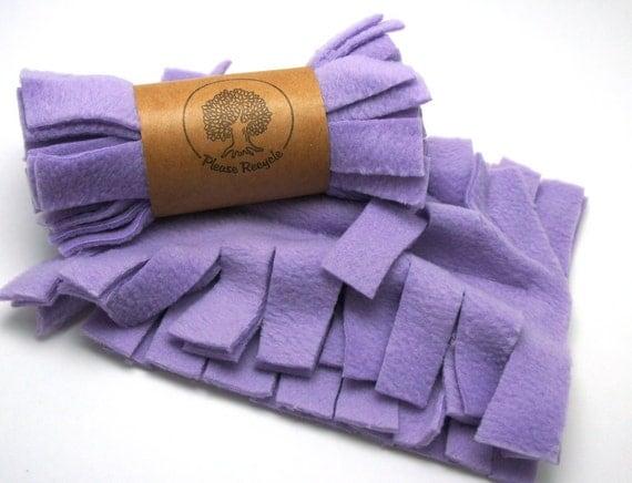Fleece Duster - 2 Pack Lavender, OLD HANDLE Reusable Swiffer Duster Cover