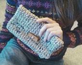 Knit Plarn Everyday Clutch