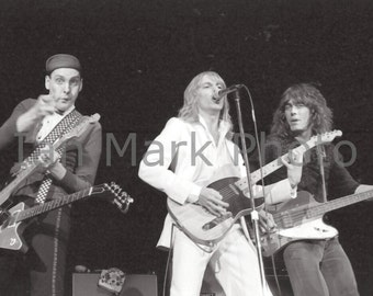 Cheap Trick Rock Band 8x12 Photo                                           Image registered at the United States Copyright Office