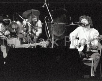 Fleetwood Mac 8X12 - 1977 Photo                                             Image registered at the United States Copyright Office