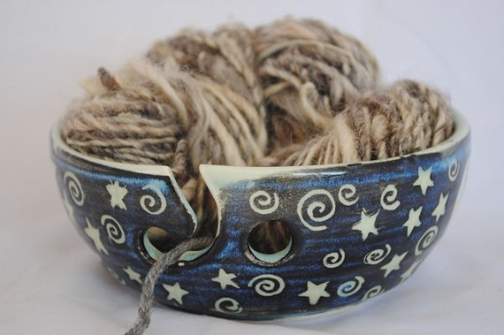Yarn Bowl (Knitting Bowl) for a Single Skein with Free Shipping