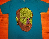 George Carlin Men's Alstyle Tee Shirt Culture Cloth Zinc Collection