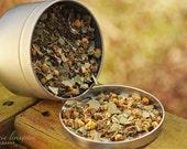 Organic Sinus Cleansing Inhalant and Bath Tea 8oz