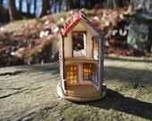 Vintage Goebel Miniature Bavarian Cottage 953-D