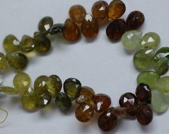 Green Grossular Garnet