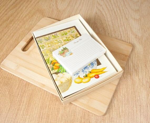 recipe album  u0026 cards by hallmark library recipe