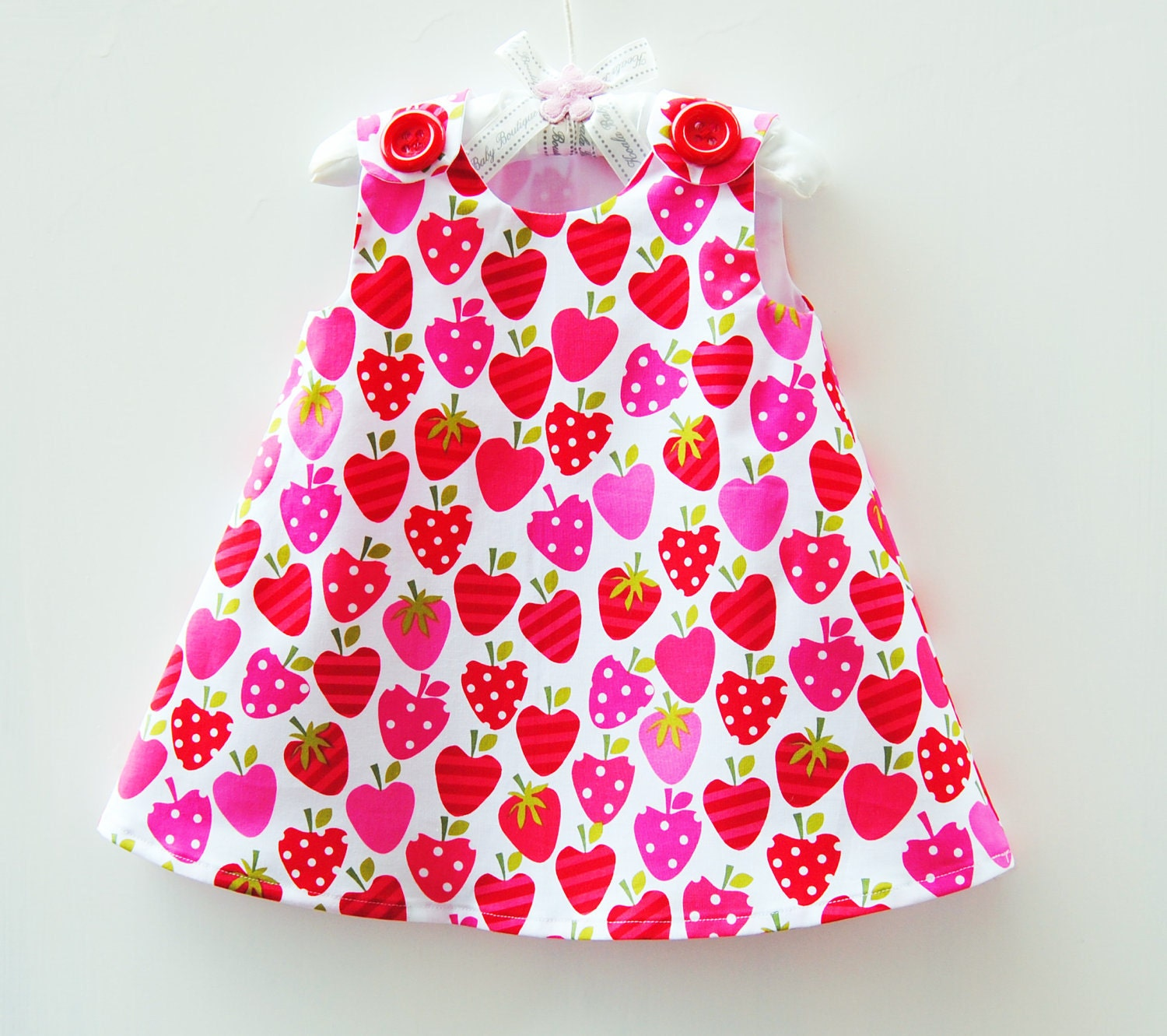 Toddler Girls Summer Dresses