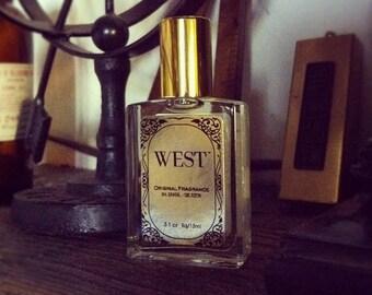 WEST PERFUME OIL  (.5fl oz. / 15 ml)