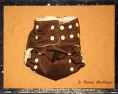Cloth Diapers (One Size)
