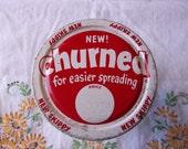 60s Vintage Skippy Peanut Butter Jar