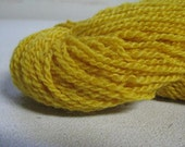 Natural Dyed  Quercitron Coreopsis yarn
