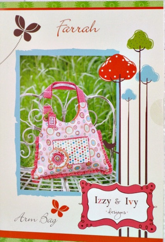 Izzy and Ivy Farrah Arm Bag Sewing Pattern