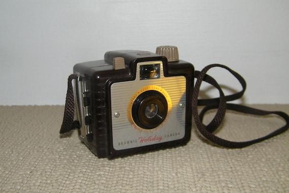 Vintage Brownie Holiday Camera