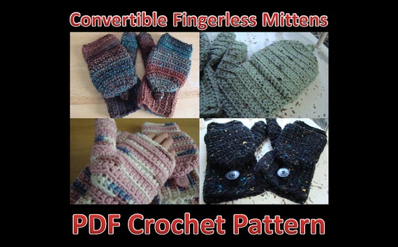 PDF Mitten Pattern Reserved for J.