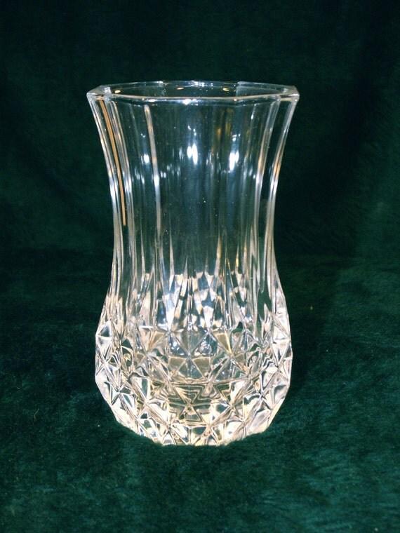 70s Lead Crystal Vase By Dagutzyone On Etsy