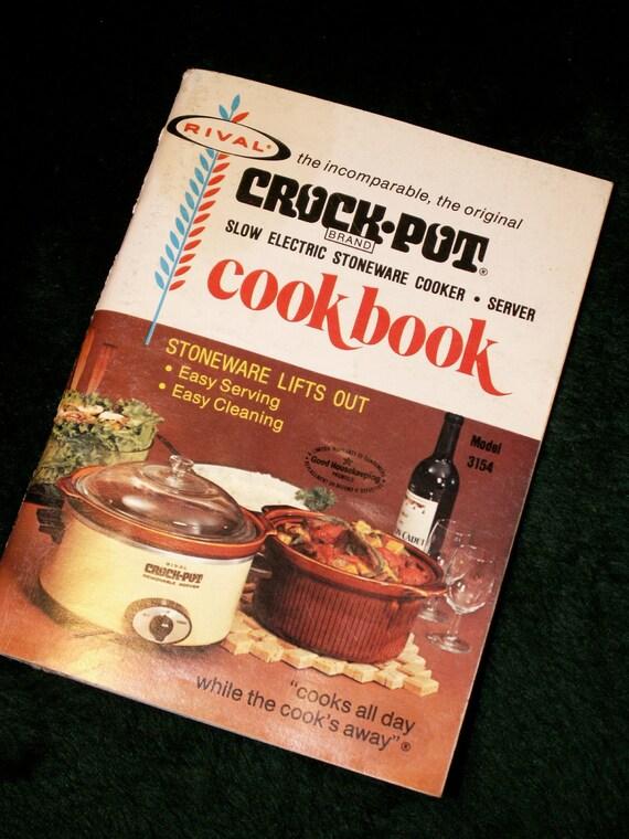 rival crock pot scvc600 manual