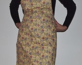 Reversible Full Apron Roses