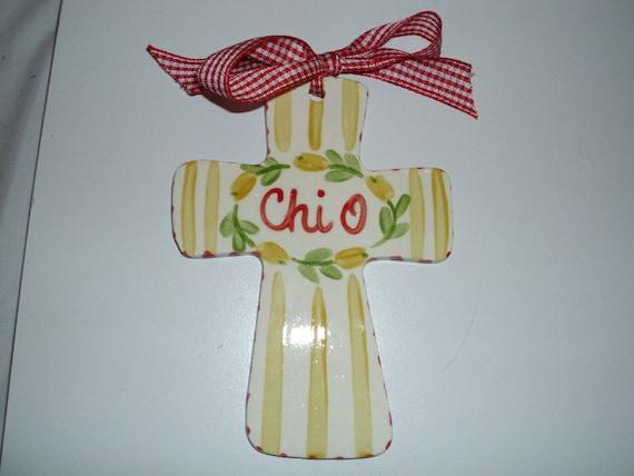 Chi Omega Cross