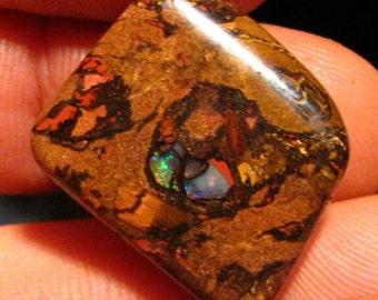 22.7ct Koroit Boulder Opal /Australian Opal cabochon
