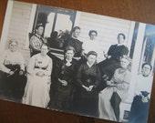RPPC - ten ladies