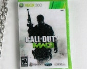 Mw3 Call Of Duty Xbox Necklace