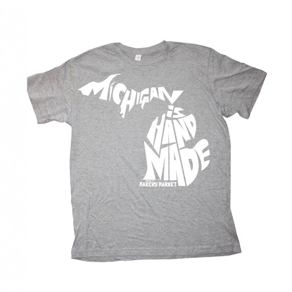 XLARGE womens Traverse City Makers Market tshirt