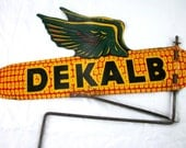 Vintage DEKALB FLYING CORN Wind Directional
