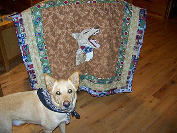 Dachsies With Moxie Tapestries, Quilts and More- Dog Quilts- Custom Pet Portraits -one of a kind treasures of your beloved family pet.