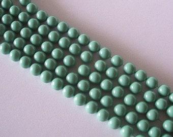SWAROVSKI Crystal Pearl Beads 5810 JADE