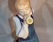 Royal Doulton HN 3035 Little Boy Blue Nursery Rhymes Collection New Low Price
