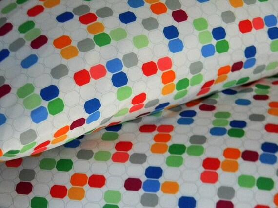 full bed sheet set - geek chic