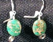 Jade(d) Earrings