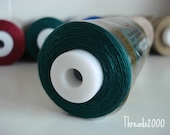 Emerald green Egyptian Cotton Thread