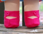 "Custom Made 15"" Bamboletta Waldorf Doll shoes or boots - any colour combination"