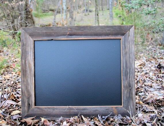 "18x22"" Rustic Barn Wood Chalk board"