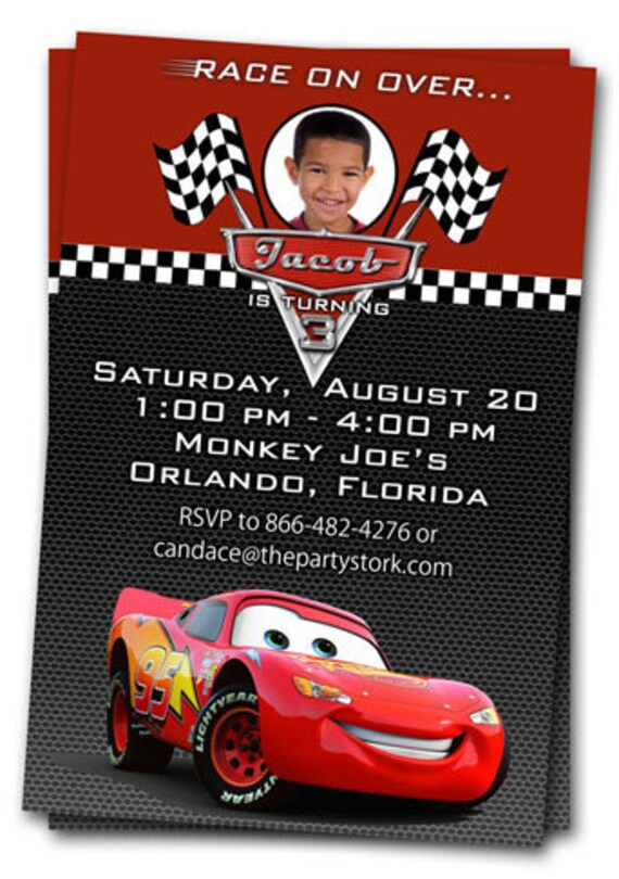 Lightning mcqueen party decorations - Unavailable Listing On Etsy