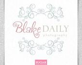 Premade Photography Logo - Blake Collection