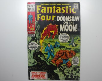 Fantastic Four No.98 (1970)
