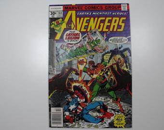 The Avengers No.164 (1977)