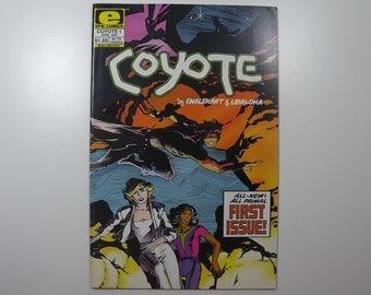 Coyote No.1 (1983)