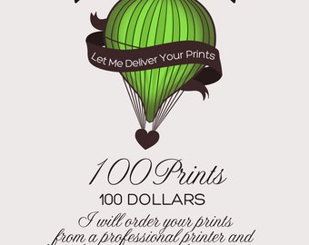 100 Prints 100 Dollars