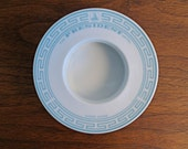 Vintage Mid Century Noritake Ashtray From The President Hotel Hong Kong