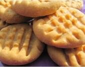 Organic Grain Free Peanut Butter Dog Cookies