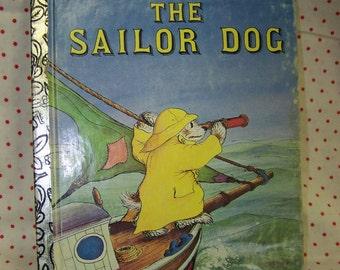 Sailor Dog Little Golden Book