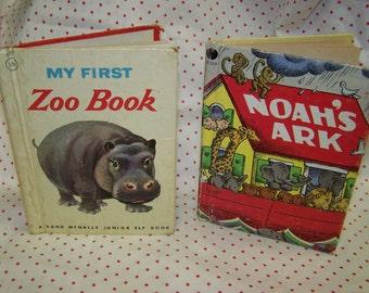 Junior Elf Books Noah's Ark Zoo Book