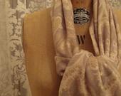 Designer Luxury Vintage Loro Piana 100% Cashmere Scarf