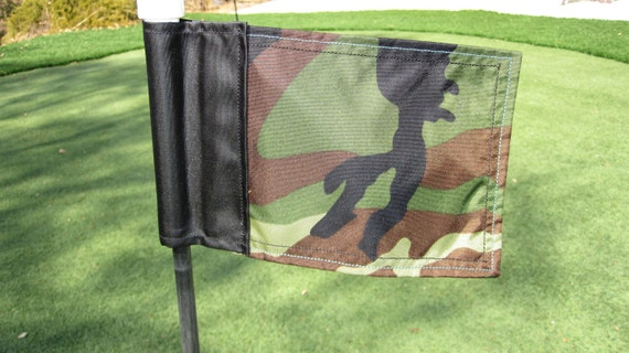 Flags, Putting Greens Flag (Set of 3) Camouflage Flags