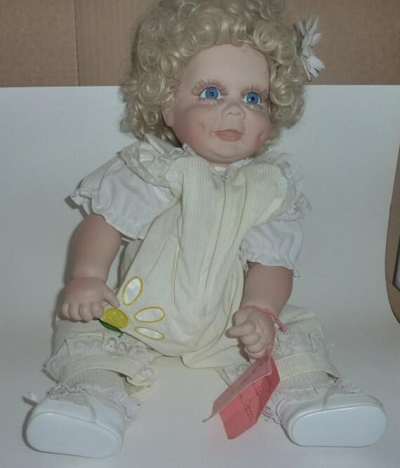 legacy doll- Daisy