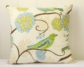 Cream Coloured Birdie Cushion